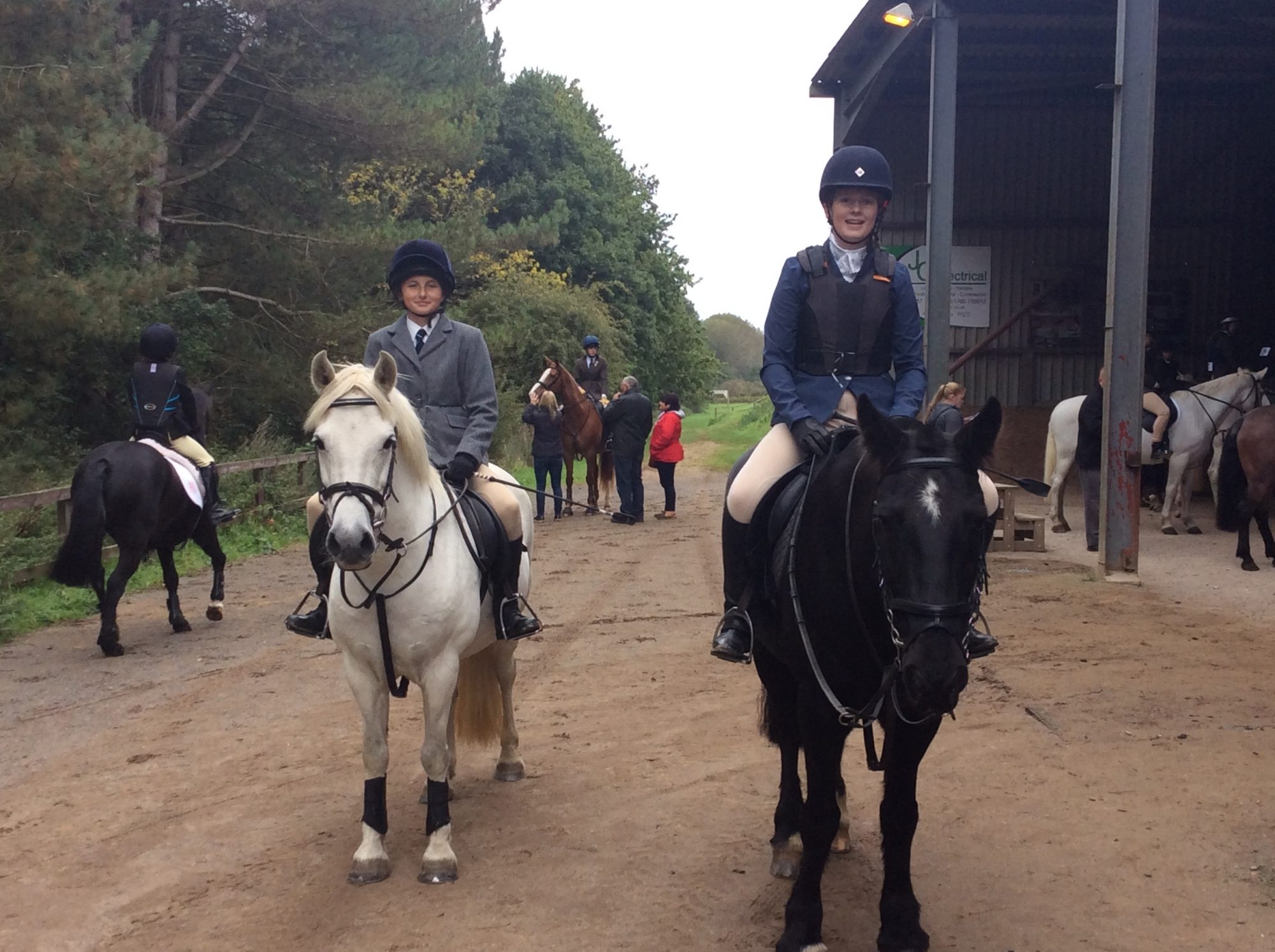 Further Success For Members Of King S Ely Equestrian Team